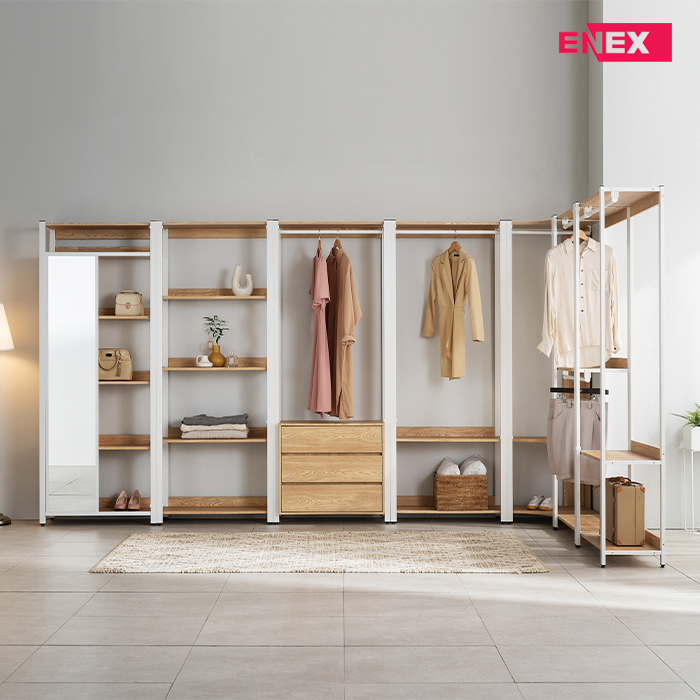 [EB] ALL NEW 리얼스틸 행거장/드레스룸