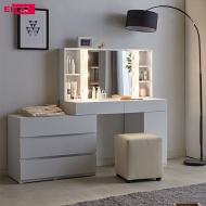 [EB] 잇츠마인 LED 조명 확장형 화장대
