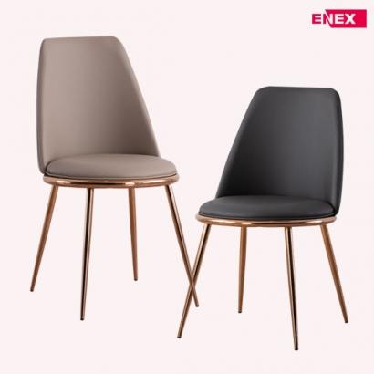 [EKD] (1+1 이벤트)마망 로즈골드 의자