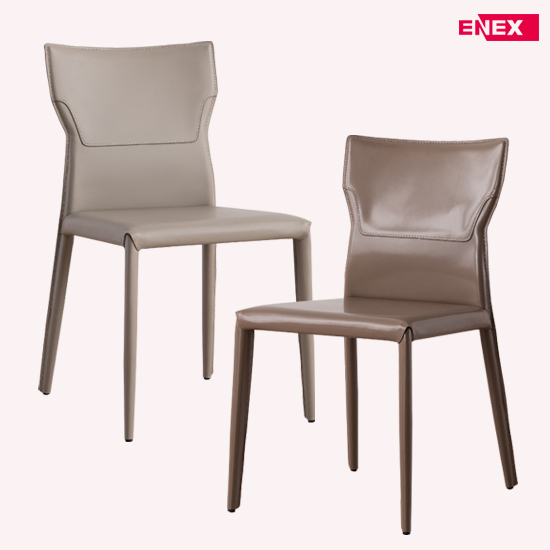 [EKD] (1+1 이벤트)미노티 가죽 의자