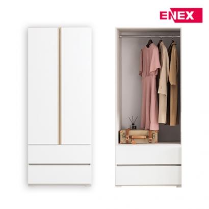 [EB] 쿤 골드스틸 800 서랍형 옷장(80cm)