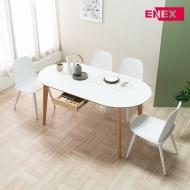 [EKD] 피코 이지클린 1600 타원형 식탁 (서랍형)