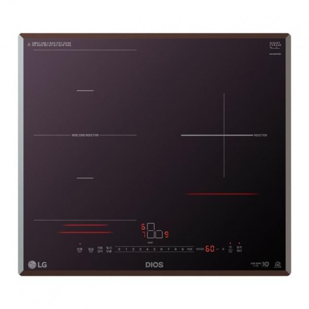 LG DIOS 인덕션 와이드존 전기레인지 BEF3MST 미라듀어 (영업일 기준 1주일 이내 배송/설치)