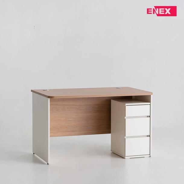 [ECD] 아델 책상 시리즈_책상+3단서랍