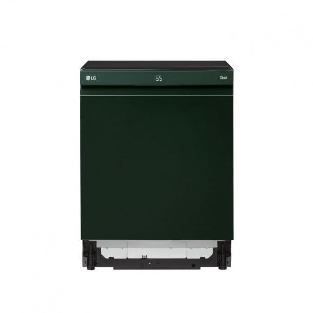 LG 오브제컬렉션 식기세척기 스팀 솔리드 그린 색상 빌트인 전용 DUBJ2GA  (영업일 기준 10일 이내 배송/설치)
