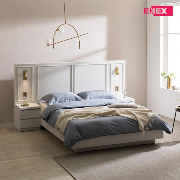 [EB] 르메종 LED 호텔형 침대(Q/K)