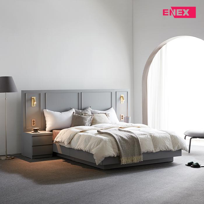 [EB] 르메종 LED 호텔형 라지킹 침대(LK)