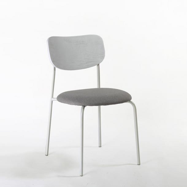 [EKD] (1+1) 르메종 패브릭 철제 식탁의자 (SPH-15)